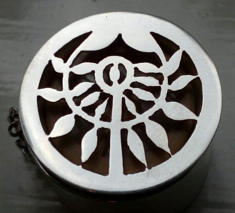 Zilveren canulesieraad voor Provoxfilter