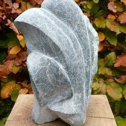 Sculptuur. Titel: Vissen